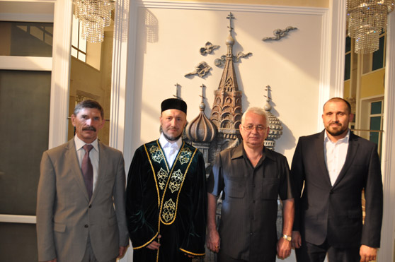 Делегация российских мусульман посетила Кабул