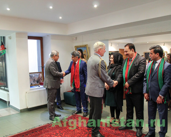100-летие независимости Афганистана в Москве