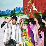 Особенности национальной афганской свадьбы