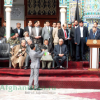 Торжественная церемония в честь Навруза в Мазари-Шарифе
