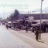 Торговые ряды на улицах Кабула. 1987-1988гг.