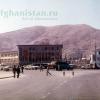 Площадь Пуштунистана и отель