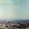 Вид афганской столицы с крепости Бала Хиссар. 1986 год.