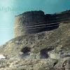 Фрагмент крепости Бала Хиссар.1986 год.