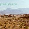 Виноградники и разрушенный войной поселок.  1987-1988гг.