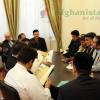 Посещение российского исламского института