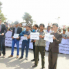 Митинг в поддержку членства ИРА в ШОС