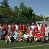 Афганские спортсмены в Севастополе