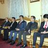 С.Раббани в посольстве ИРА в Москве