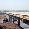 По мосту между Афганистаном и Таджикистаном прошел первый караван