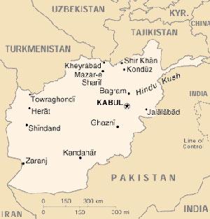 История Афганистана