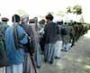 Закат и возрождение «Талибана».  Часть I
