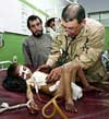 Афганское правительство возмущено действиями американцев