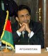 Ахмад Зия Масуд предложен  на пост вице-президента на предстоящих выборах