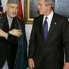 Буш делает ставку на Карзая