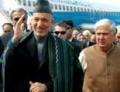 Хамид Карзай прибыл с двухдневным визитом в Исламабад