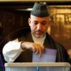 Карзай проголосовал одним из первых