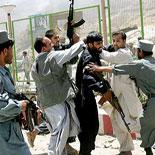 В Кабуле начался процесс разоружения бойцов Джората
