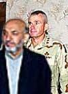 Хамид Карзай доверил свою жизнь американцам