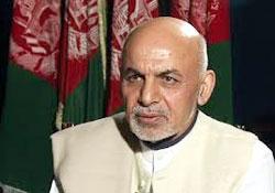 Ашраф Гани Ахмадзай