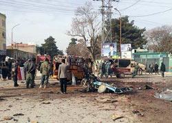 Афганские власти: Боевики «Талибана» высадились на острове на границе с Туркменистаном