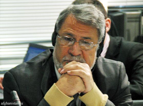 Мохиуддин Мехди: США используют «Исламское государство» для ослабления своих противников