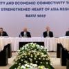 Ашраф Гани и Ильхам Алиев выступили на конференции «Сердце Азии»