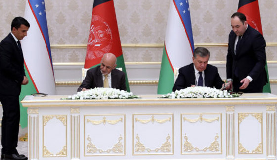 Визит Гани в Ташкент: Узбекистан становится ключевым игроком в новой расстановке сил