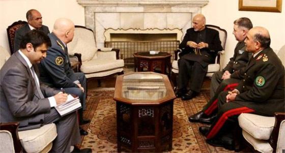 Афганистан и страны Центральной Азии движутся навстречу друг другу