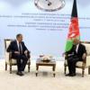 Президент Афганистана провёл переговоры с российским министром иностранных дел