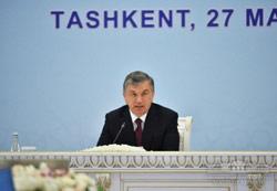 Президенты Афганистана и Узбекистана открыли конференцию в Ташкенте