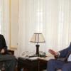 Замир Кабулов встретился с представителями политических кругов Афганистана и США
