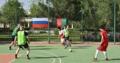 В Кабуле прошёл футбольный матч между командами РЦНК и посольства РФ