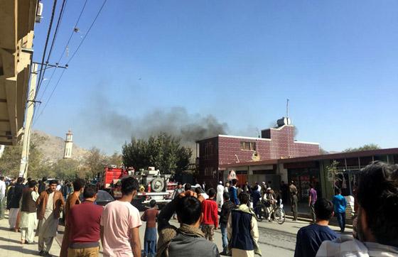 На избирательных участках в Кабуле прогремели несколько взрывов
