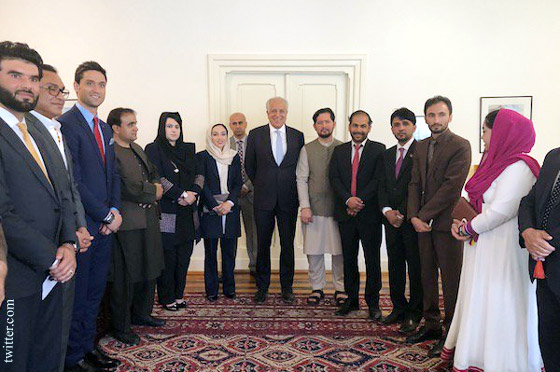 Россия и США делят между собой афганское примирение