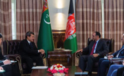 Кабул и Ашхабад обсудили вопросы участия в региональных экономических проектах