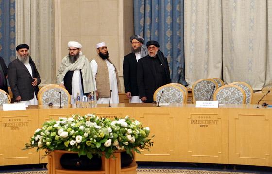 «Талибан» ожидает от иностранных держав гарантии вывода войск из Афганистана