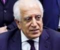 Залмай Халилзад надеется на достижение мирного соглашения с талибами до президентских выборов в ИРА