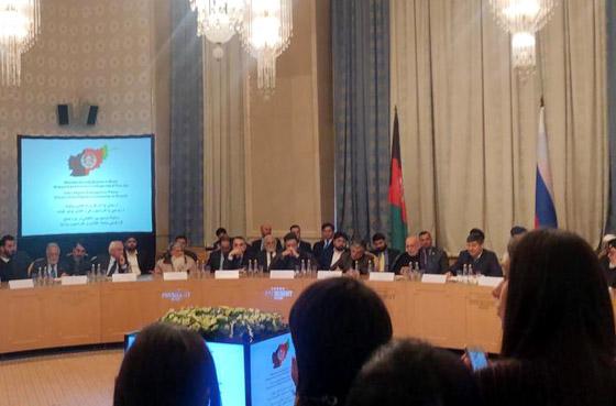Первый день межафганского диалога в Москве состоялся вопреки недовольству Ашрафа Гани