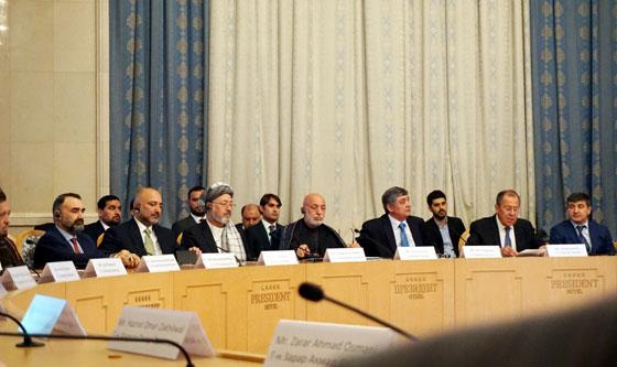 Сергей Лавров призвал Кабул и движение «Талибан» к мирным переговорам