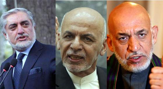 Выборы делят афганских политиков на три группы