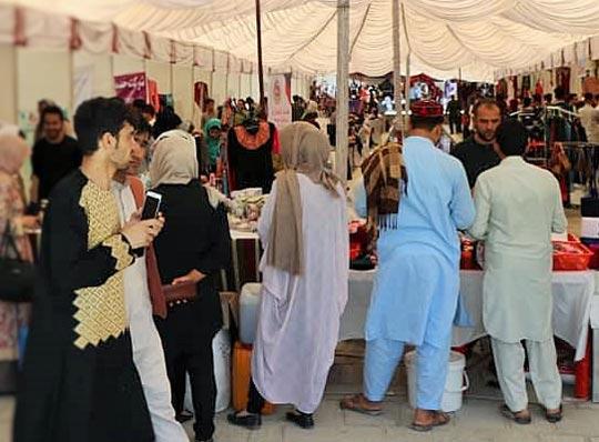 Афганская мода: традиции и новые веяния