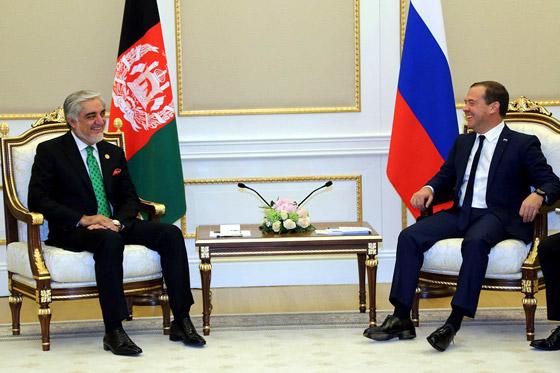 Почему встреча Медведева и Абдуллы стала интригой