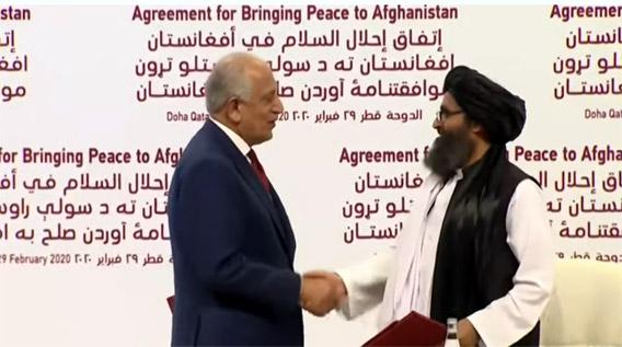 Сделка США и талибов имеет смутные перспективы