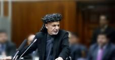 Ашраф Гани в парламенте