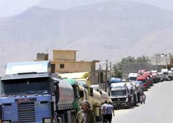 Сотни тонн металлолома из Афганистана контрабандой вывозятся в Пакистан ежедневно