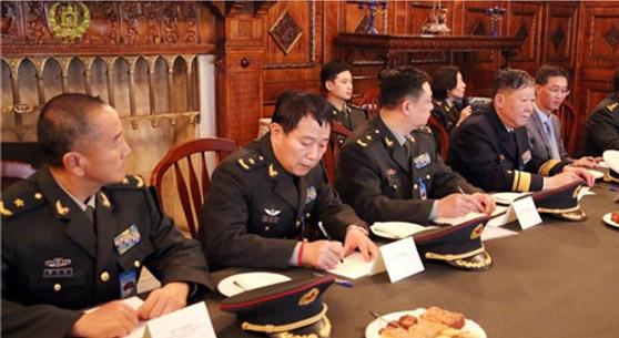 Китайцы в Кабуле