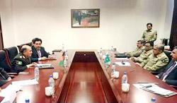 афгано-пакистанские переговоры