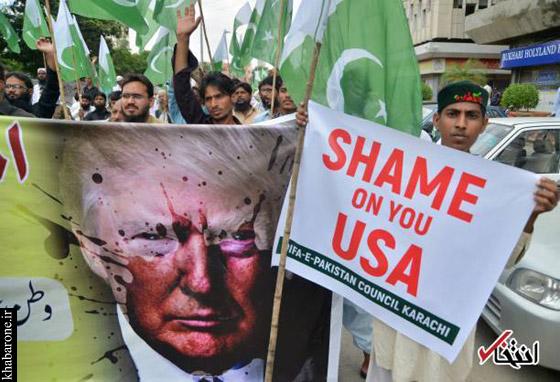 Трамп в Пакистане