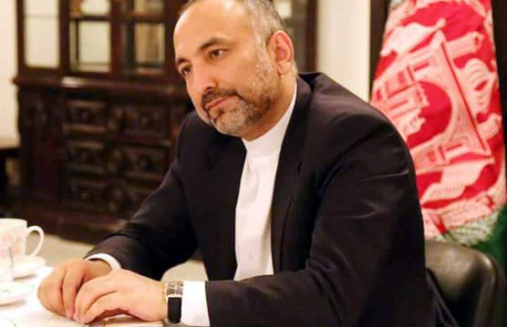 Мохаммад Ханиф Атмар
